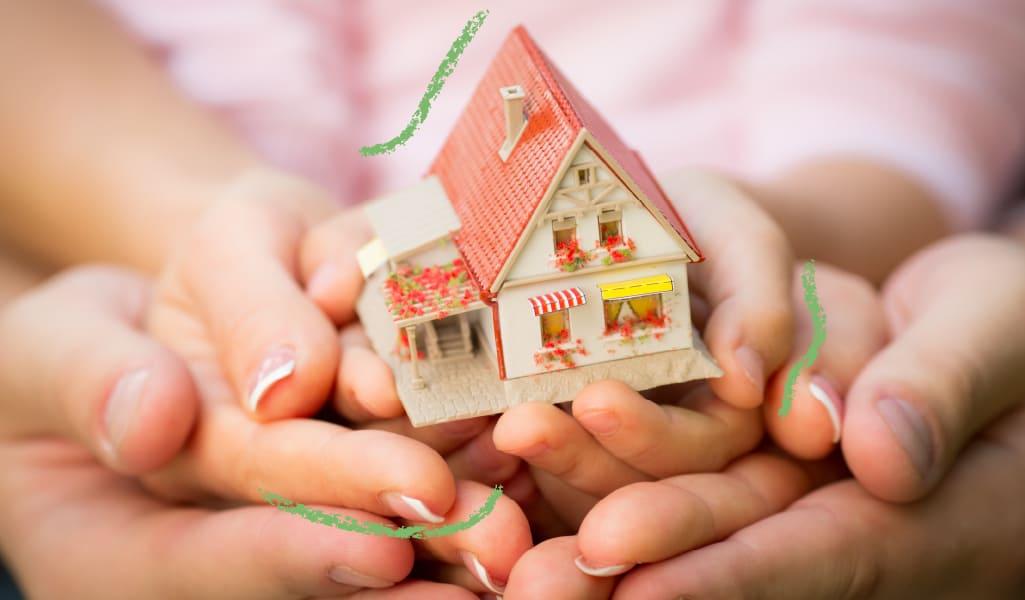familia aumenta adaptar vivienda para bebe