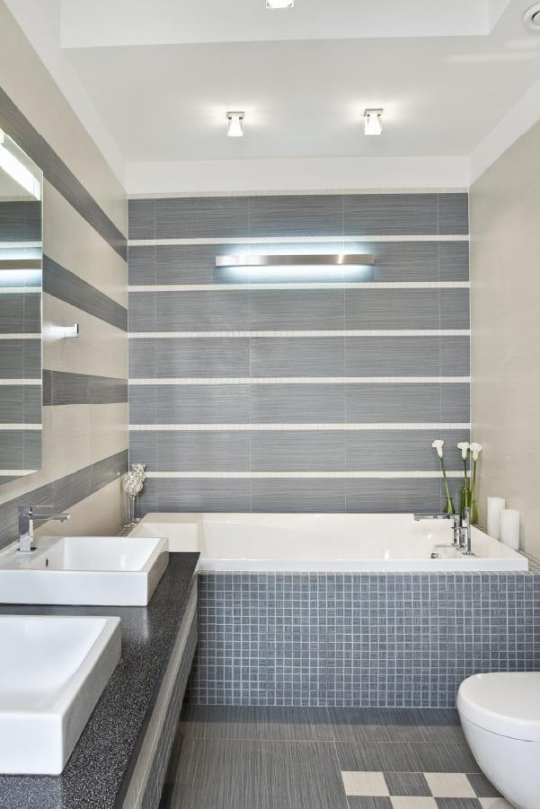 viviendas con baño bañera