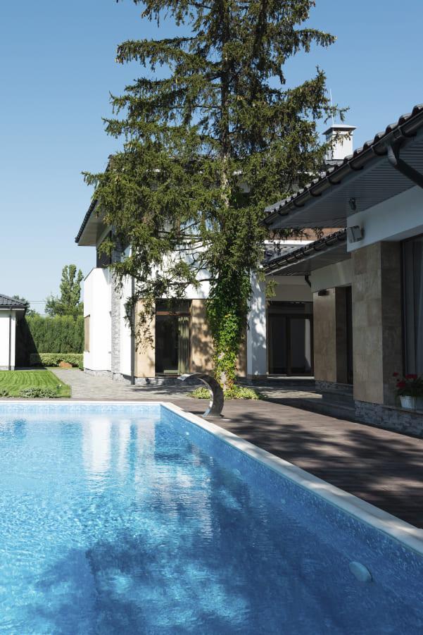 viviendas con piscina privada